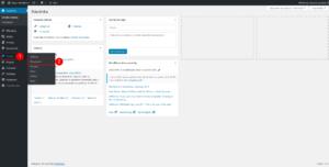 vložení ikony webu - krok 1