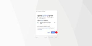 zálohování na Google Drive - krok 5