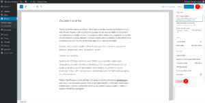 nastavení uživatelských polí - krok 2